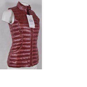Lululemon Chia Goose Down Pack it Down Vest Jacket